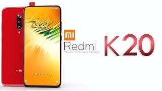 Xiaomi Redmi K20 2019 Trailer Concept Design Official introduction !