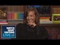 Donna Karan Asks Andy Cohen What He Looks For In a Man | Host Talkative | WWHL