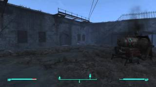 """Fallout 4 """"Old Guns"""" Quest how to gain access to castle armory EASY!!"""