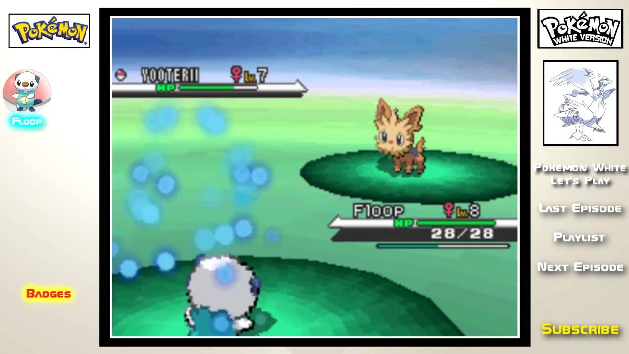 Get Running Play 4 Your Shoes Pokemon Episode Youtube Let's White On pjLUMGqSzV