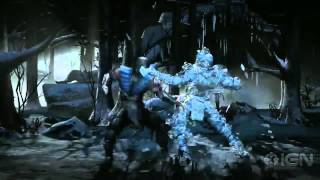 Mortal Kombat X Gameplay Trailer   E3 2015 720p