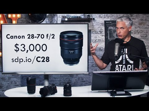 Canon 28-70mm f2 R Review: Greatest Zoom EVER (for Canon EOS R)