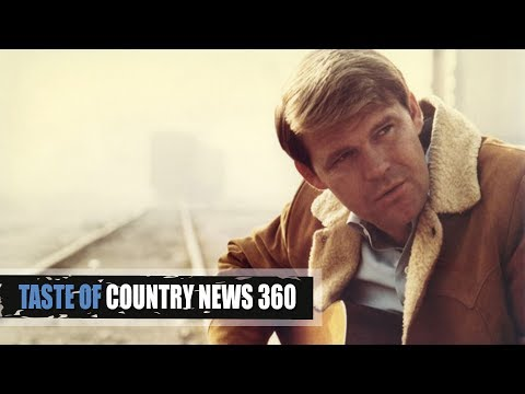 Glen Campbell Dead at 81 - Taste of Country News 360