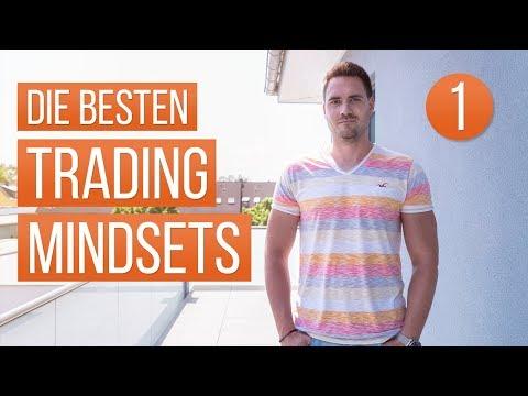 DENKE DICH ERFOLGREICH: Die besten Mindsets für erfolgreiches Trading - Teil 1