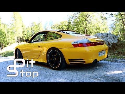 2002 Porsche 911 Carerra 4s 996 Review Youtube