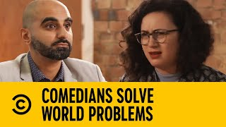 Comedians Solve World Problems - Sexism | Comedy Central UK