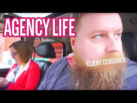 Ad Agency Life - A typical day at a Content Marketing, New Media, & Advertising Agency