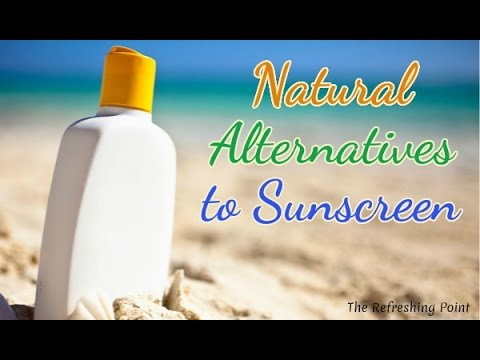 Sunscreen is Blocking your Vitamin D Production ☀️ Try These Natural Alternatives to Sunscreen