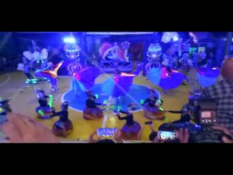 2017PINAGHABING BAHAGHARI DANCE ARTISTS ILAWAN FESTIVAL 2017