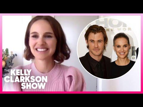 Natalie Portman Drops Hints On New 'Thor' Film