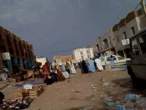 Central Market Nouakchott Mauritania