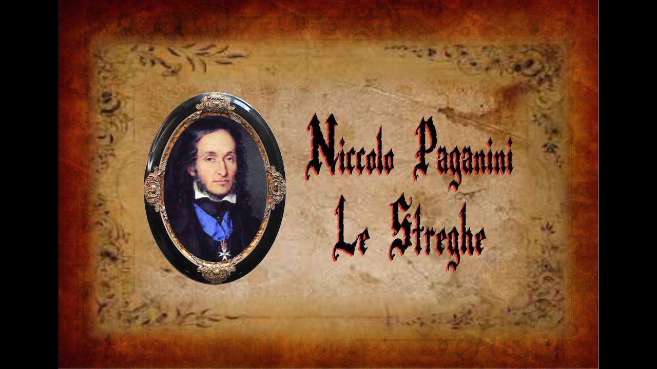 Paganini - Le Streghe