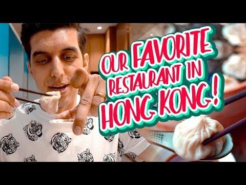Best Place To Eat At In Hong Kong! - Hong Kong Travel VLOG 2018