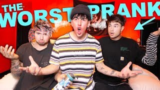 Confronting Kian and Jc About Painting My Room Orange Prank...