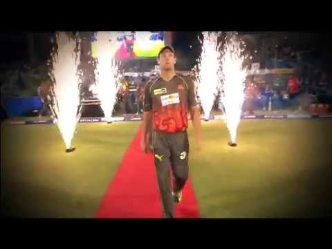 CLT20 2013 Official Video - SunRisers Hyderabad