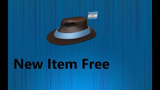 HOW TO GET THE INTERNATIONAL FEDORA - ARGENTINA | Roblox