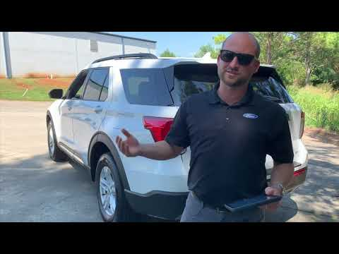 All new 2020 Ford Explorer at Chatsworth Ford