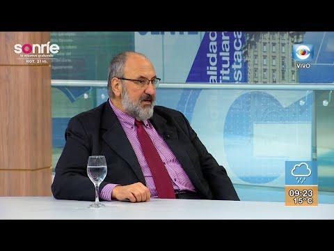 Juan Faroppa: Nuevo presidente de la INDDHH