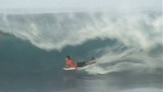 Big Island Bodyboarding, ROOTS REEF RADICALS dvd menu vid