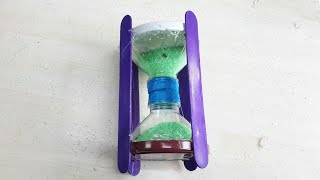 Kum Saati Yapımı