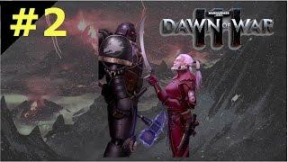 Dawn of War III ► Eldar vs Space Marines - No Comment #2