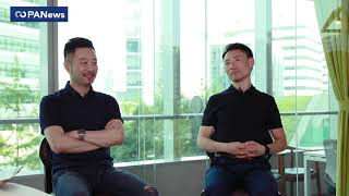 Li Jun, Founder of Ontology & Da Hongfei, interviewed with PANews (EN/KR Subtitles)