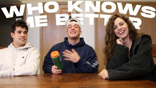 WHO KNOWS ME BETTER | Brooke Bush vs. Grey Epps