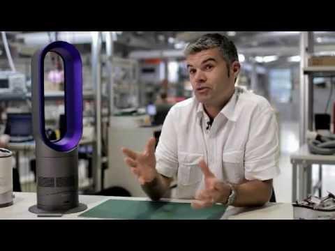 New Dyson 'hot fan' design explained