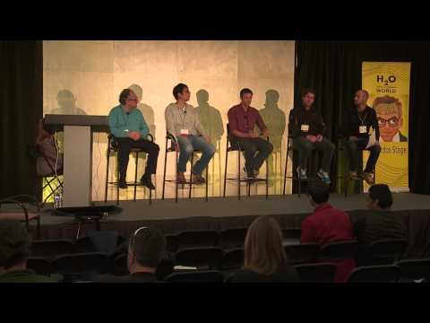 Competitive Data Science Panel: Kaggle, KDD and data sports