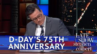 Stephen Pays Tribute To D-Day On Its 75th Anniversary