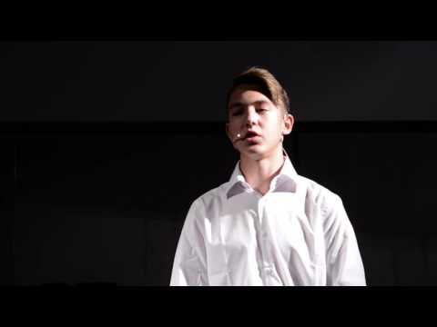 Back to Work: A New Definition of Industry | Riccardo Talini | TEDxYouth@ISF