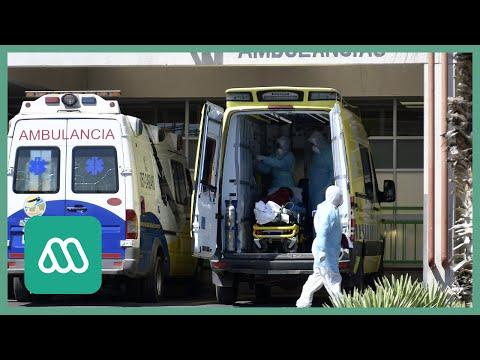 Aumenta a 5546 casos y 48 fallecidos por COVID-19 en Chile