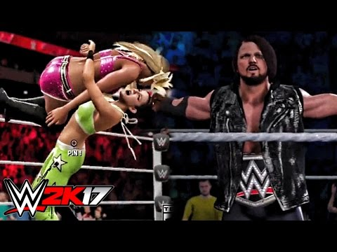 caw wwe 2k17 ps4 guide