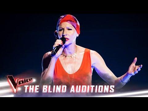 The Blinds: Natasha Stuart sings 'I Was Here'  | The Voice Australia Season 8