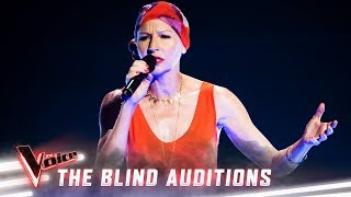 The Blind Auditions: Natasha Stuart sings 'I Was Here'  | The Voice Australia 2019