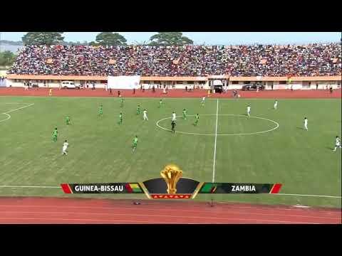 Guinea Bissau vs Zambia 2-1 Highlight HD quality 15/10/2018