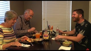 Làm tôm hùm nướng bơ tỏi ăn cùng ba mẹ chồng nhân ngày Lễ Độc Lập của Mỹ