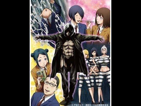 Prison Scholl Sub Indo Episode 4 #manga_echi #animasi_harem