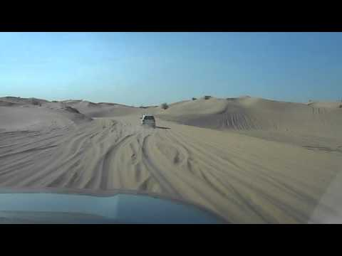 Travel UAE Dubai Desert Safari To the camp Avayar 041214