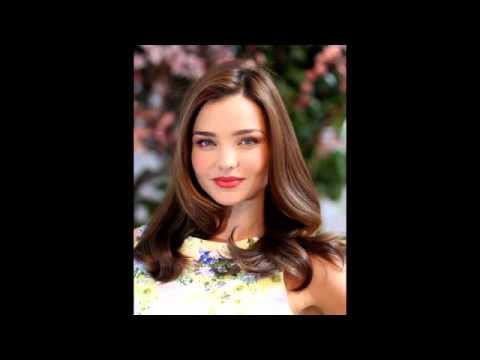 Miranda Kerr Hairstyles – Celebrity Hairstyles
