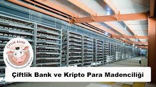 Çiftlik Bank ve Kripto Para Madenciliği (Bitcoin Madenciliği)