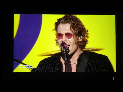 5 Seconds Of Summer iHeartRadio Music Festival Honda Daytime Stage Las Vegas Nevada
