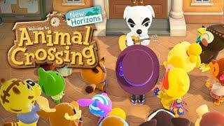 Das Konzert von K.K. + neue Werkzeuge! | Animal Crossing: New Horizons (Part 23)