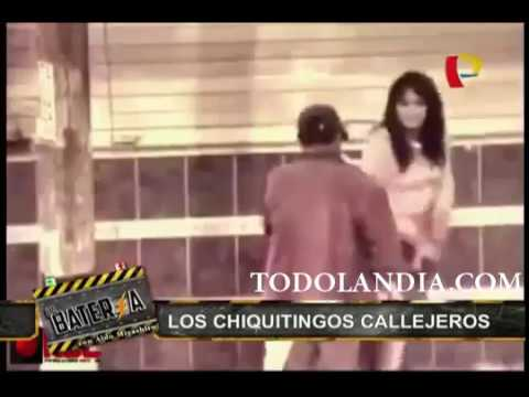 "Camaras Captan A Pareja Teniendo ""CHIQUITINGO"" En Plena Calle (2016)"