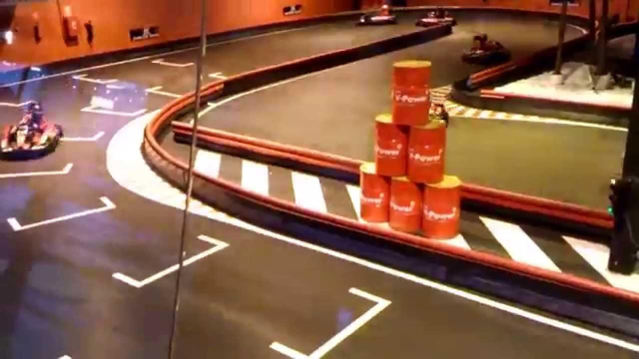 Circuito Karts Madrid : Circuito karts madrid karting carlos sainz center calle