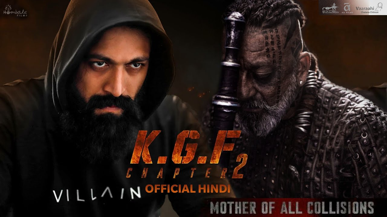Download KGF 2 Movie : Sanjay Dutt, Yash, Srinidhi, Prashanth Neel, KGF chapter 2 Trailer,KGF 2 Trailer Hindi