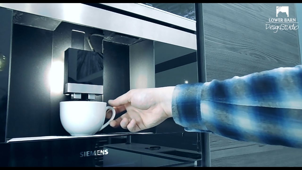 Siemans Automatic Coffee Machine CT636LES6 - Lower Barn Design ...