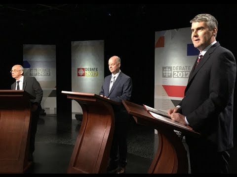 CBC Nova Scotia Leaders' Debate