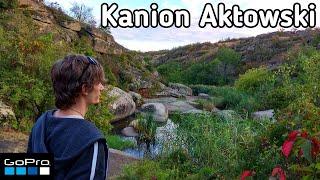 Kanion Aktove (Ukraina)