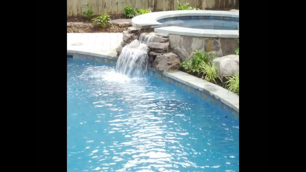 Swimming pool water feature ideas youtube - Swimming pool water feature ideas ...